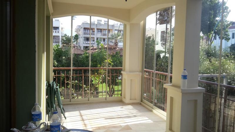 Cam Balkon Sistemleri İmalat Montaj